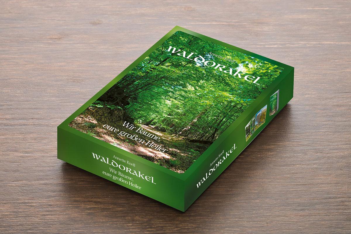 Waldorakel - Wir Bäume, eure großen Heiler